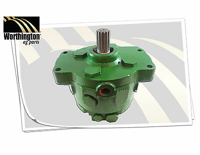 Ar38217 Reman Tractor Hydraulic Pump Price Includes 200 Core Charge John Deere