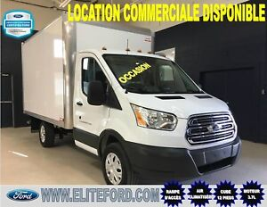 FORD TRANSIT 2017 T-250, CUBE 12 PIEDS, 3.7L