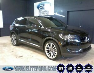 LINCOLN MKX 2016, AWD2.7L , ÉCOBOOST LE PLUS EQUIPE