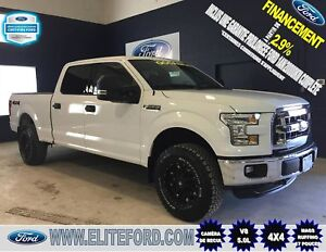 FORD F-150 XLT 2016, SCREW, MAGS RUFFINO 17 POUCES