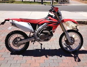 2008 Honda CRF450X Osborne Park Stirling Area Preview