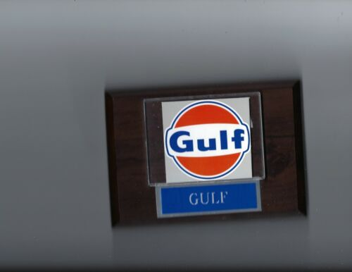 GULF PLAQUE GAS & OIL