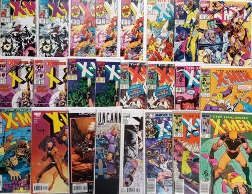 The Uncanny X-Men (1963) 163-200 EACH SIGNED! Simonson Romita Jr Green Claremont