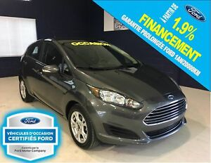 Ford Fiesta h/b, se, mags 15 pouces, 2015