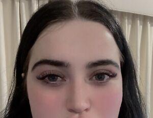 Eyelash extension, Facial, Wax and Tint