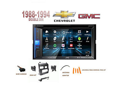 1988-1994 CHEVY GMC SUV/ Full Size Trucks Car Stereo Kit DVD TOUCHSCREEN USB