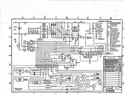 Thermal Dynamics Pak 3 Plasma Cutter Circuit Board Repair Service