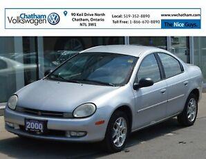 2001 Chrysler Neon -