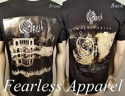 OPETH MORNINGRISE ALBUM COVER ART METAL ROCK MUSIC MENS T TEE SHIRT S-2XL Album Cover Mens Tee