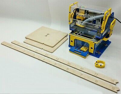 Shopbot Handibot Portable Cnc Mill Smart Power Tool Router Waccessory Base