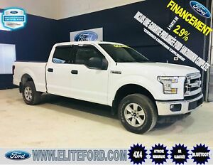FORD F-150 2015, SCREW 4X4, V8 5.0L