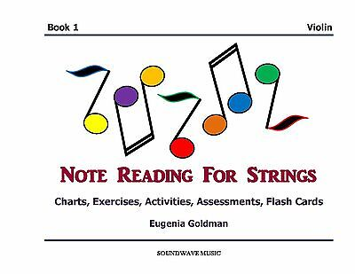 (Note Reading For Strings Book 1 (Violin))