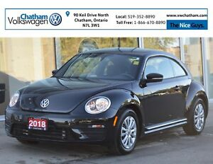 2018 Volkswagen Beetle Heated Seats Backup Camera Touch Screen D