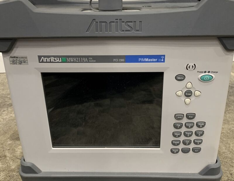 ANRITSU MW82119A PIM Tester ***REASONABLE OFFERS ACCEPTED***