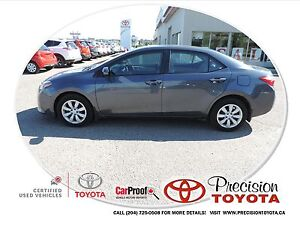 2014 Toyota Corolla LE Local One Owner, Backup Camera, Blueto...