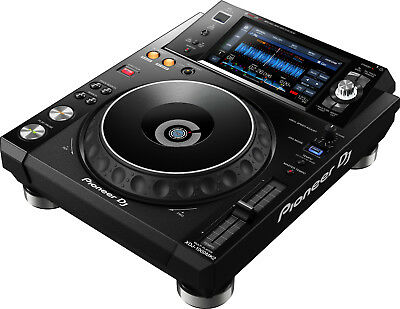Pioneer XDJ-1000MK2 DJ Rekordbox-Ready, Digital Deck w/ High-Res Audio Support.