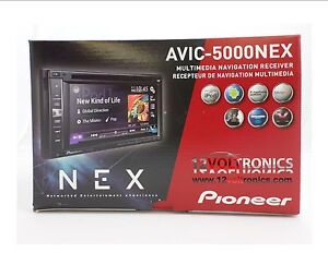 PIONEER AVIC-5000NEX NAVIGATION UNIT BRAND NEW