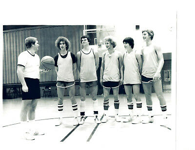 1979 John Stockton Gonzaga Prep University Utah Jazz 8X10 Photo  Basketball Hof