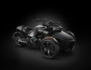 2019 Can-Am Spyder  F3  SE6