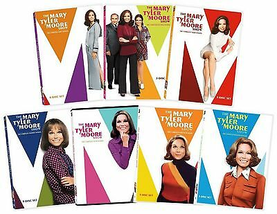 Mary Tyler Moore Show Complete Series Seasons 1 2 3 4 5 6 7 Dvd 22 Discs New