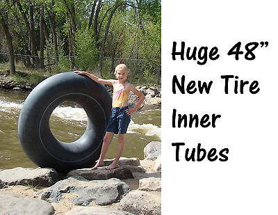 Huge New Truck Inner Tubes River Tubes Snow Tubes Rafting Tubes 10.00-20