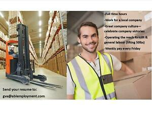 Great General Labour Job in Delta! Apply Now!