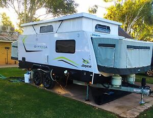 2014 Jayco Expanda 17.56-2 OB Joondalup Area Preview