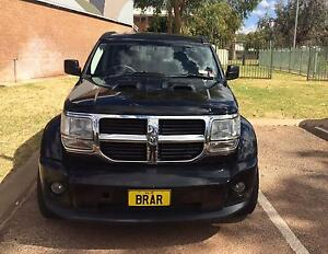Dodge Nitro 4X4 For Sale $12500 Alice Springs Alice Springs Area Preview