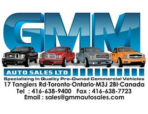 2015 Ford F-550 CHASSIS CAB XL Extended Cab Flat Deck 12ft Bed 4