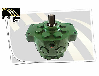 Ar101807 Reman Tractor Hydraulic Pump Price Includes 200 Core Charge John Deere