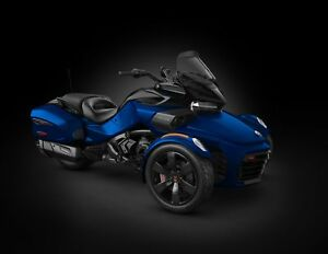 2019 Can-Am Spyder F3 T SE6