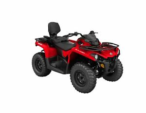 2019 Can-Am Outlander Max 450