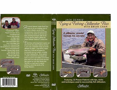 Tying  and Fishing Stillwater flies with Brian Chan