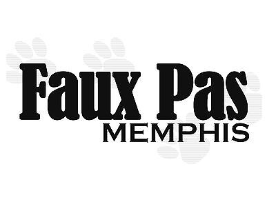 Faux Pas Memphis
