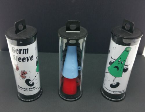 Germ Sleeve ---- Virus Protection When Sharing Pipes Or V-Pens - $9.99