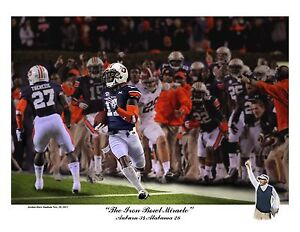 ''IRON BOWL MIRACLE