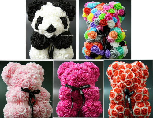 ROSE BEAR 9 INCH MOTHER
