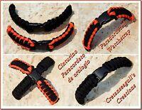 Cinturino Da Orologio In Paracord E Chiusura Fastex -  - ebay.it