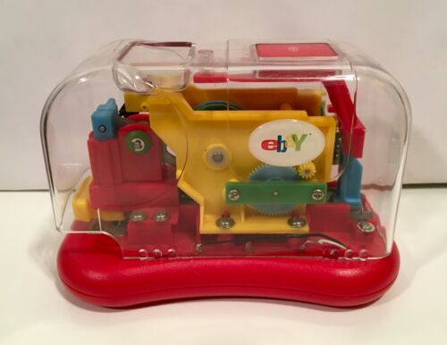 SUPER RARE VINTAGE EBAY AUTOMATIC STAPLER LIMITED EBAYANA OFFICE COLLECTIBLE ART