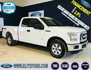FORD FORD F-150 2015, SCAB, 3.5L ÉCOBOOST