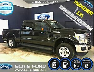 Ford F-250 screw, v8 6.7l diesel, 4x4 2015