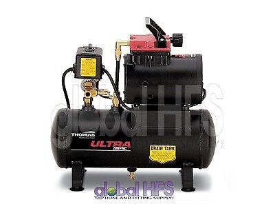 New - Thomas T-617hdn Commercial Grade Air Compressor Air-pac