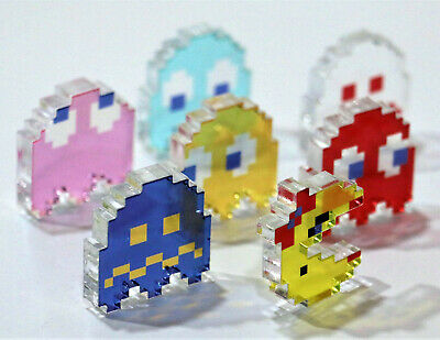 Ms. Pac-Man Arcade Sprite Set