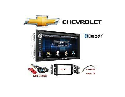 2006-2015 CHEVROLET SILVERADO TAHOE SUBURBAN Stereo BLUETOOTH USB TOUCHSCREEN