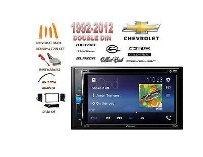 1992-2012 CHEVROLET MALIBU S10 IMPALA BLUETOOTH TOUCHSCREEN DVD CAR STEREO COMBO