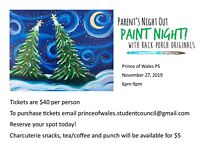 Paint Night with Back Porch Originals