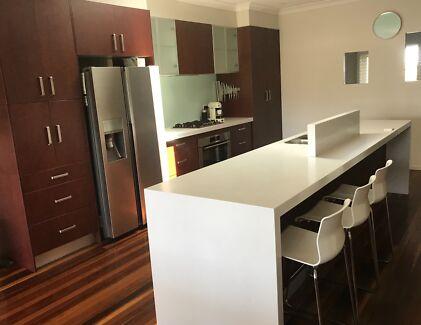 Large Modern Kitchen & Storage Unit