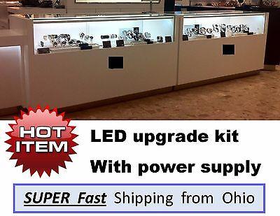 Diamond Enhancing Led Light Kits - Jewelry Showcase Display Case Lights