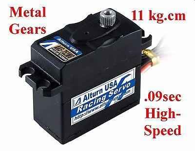 AAS-752MG Metal Gear High Speed Torque Radio Control Servo 1/10 Truck Car Buggy