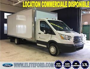 FORD TRANSIT T-350 2017, CUBE 16 PIEDS,PAS INSPECTION SAAQ